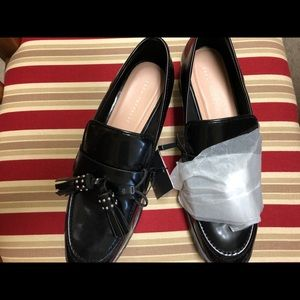 Zara brand new loafer shoes